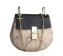 Latest design high quality small real leather purses for ladies