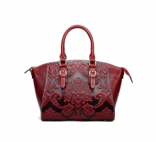 Luxury top designer genuine leather handbags for ladies for sale