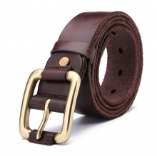 Factory low price OEM designer waist leather belts for men