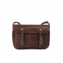 Good quality real leather ladies shoulder bag handbags for sale