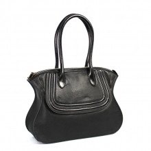Fashion design korean style luxury women leather bag wholesales