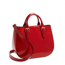 Big branded design good quality women's leather shoulder bag