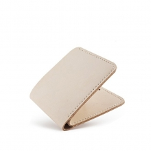 Wholesale popular simple designer credit card purse leather