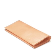 Wholesale price blank pattern design ladies real leather clutch purse