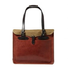 Factory price top quality custom vintage leather tote bag