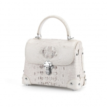 Top quality designer bag real crocodile skin leather ladies handbags genuine leather women purse