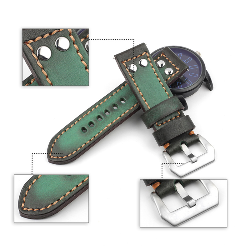 aviator watch band