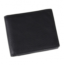 Good quality leisure design full grain leather cards wallet rfid blocking wallet for men
